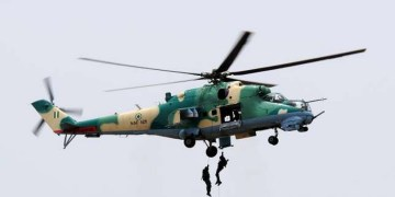 Nigerian Air Force finally takes responsibility for accidental killing of civilians in Yobe community