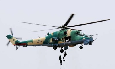 Nigerian Air Force kills ISWAP fighters