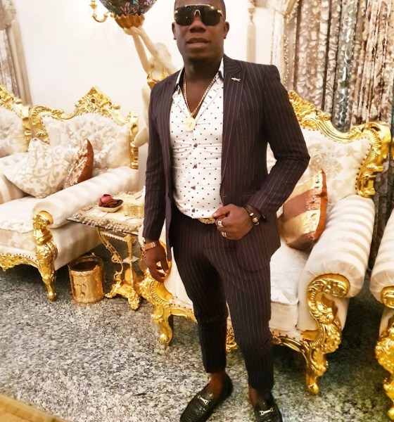 Duncan Mighty mocks Etinosa over Benz Gift