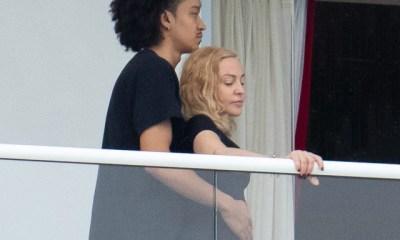 Madonna dating her 25-year-old dancer Ahlamalik Williams