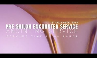 Winners' Chapel 1 December 2019 Live Service