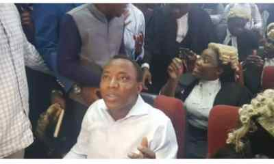 DSS re-arrests Sowore