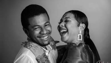 Sam Ajibola aka Spiff is engaged