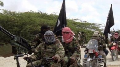 Terrorists set military base on fire in Borno
