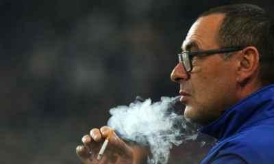 Juventus battle to save Sarri from coronavirus