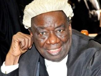 Richard Akinjide dies at 88