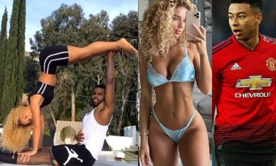Jason Derulo reportedly dating Jena Frumes