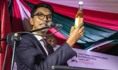 We have been offered $20m to poison COVID Organic – Madagascar President Rajoelina