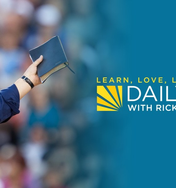 , Rick Warren Daily Hope Devotional 1st December 2020 – You Can't Out-Give God, Premium News24
