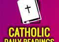 Catholic Daily Mass Reading Tuesday 21 September 2021
