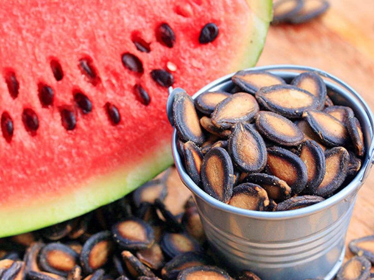 Health Benefits of Watermelon Seeds