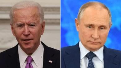 I believe Putin is a killer, he'll pay a price - Joe Biden