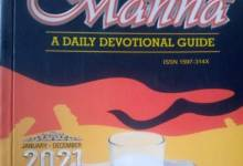 DCLM Daily Manna 15th May 2021 Devotional