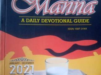 DCLM Daily Manna 28 July 2021 Deeper Life Devotional
