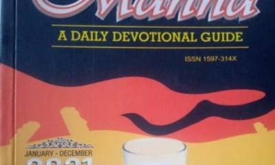 DCLM Daily Manna 9th May 2021 Devotional