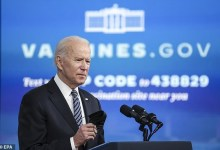 More than 120 retired military generals write open letter questioning Joe Biden's mental health