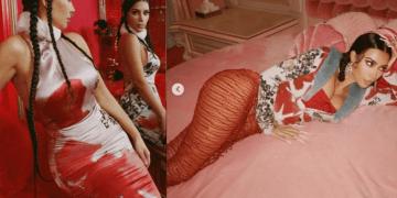 Kim Kardashian rocks a giant nose ring in new photo