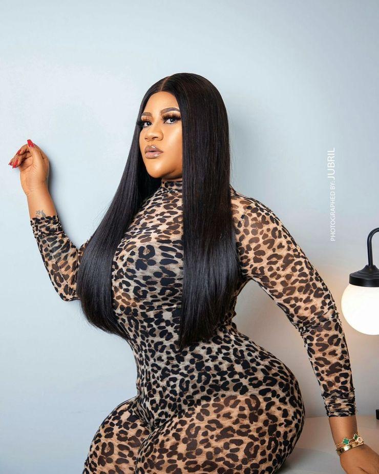 actress Nkechi Blessing Sunday