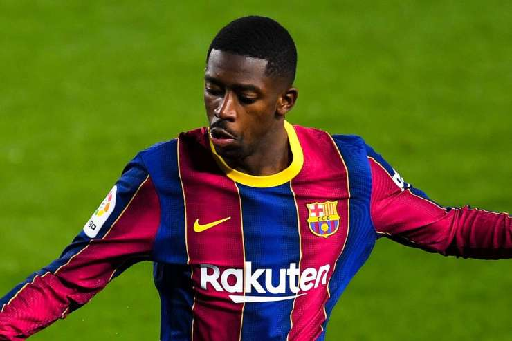 Barcelona president gives condition to sell Dembele