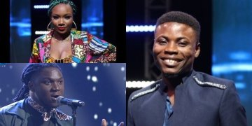 Nigerian Idol: Heated campaign as Francis, Kingdom, Akunna fight for finale
