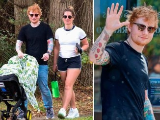 Ed Sheeran considered quitting music after becoming a dad