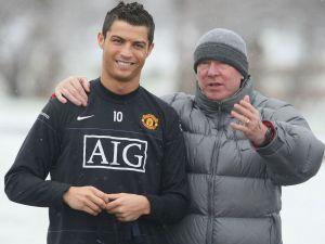 How Alex Ferguson changed Ronaldo's mind over Man City move