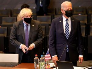 Biden, UK's Johnson discuss Afghanistan