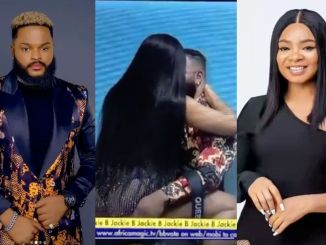 Whitemoney snubs Angel after she asked for gist between him & Queen (VIDEO)