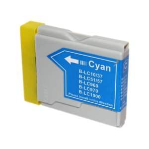 LC970 Brother kompatibilna kartuša (cyan)