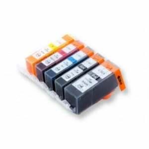 PGI520, CLI521 za Canon komplet 5 tinta (4 boje)