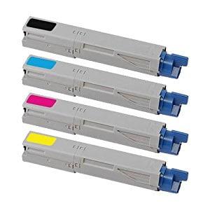 C3300 za Oki komplet 4 kompatibilnih tonerjev (4 barve)