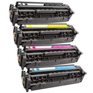 CC530A - CC533A komplet 4 tonera za HP, Canon