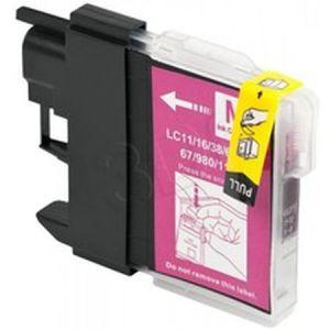 LC980 Brother kompatibilna kartuša (magenta)