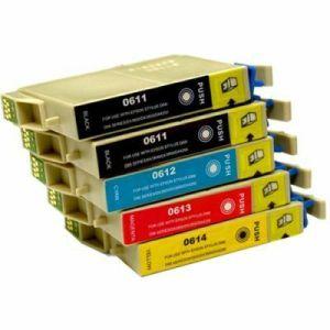 T0611-T0614 za Epson komplet 5 tinta (4 boje)