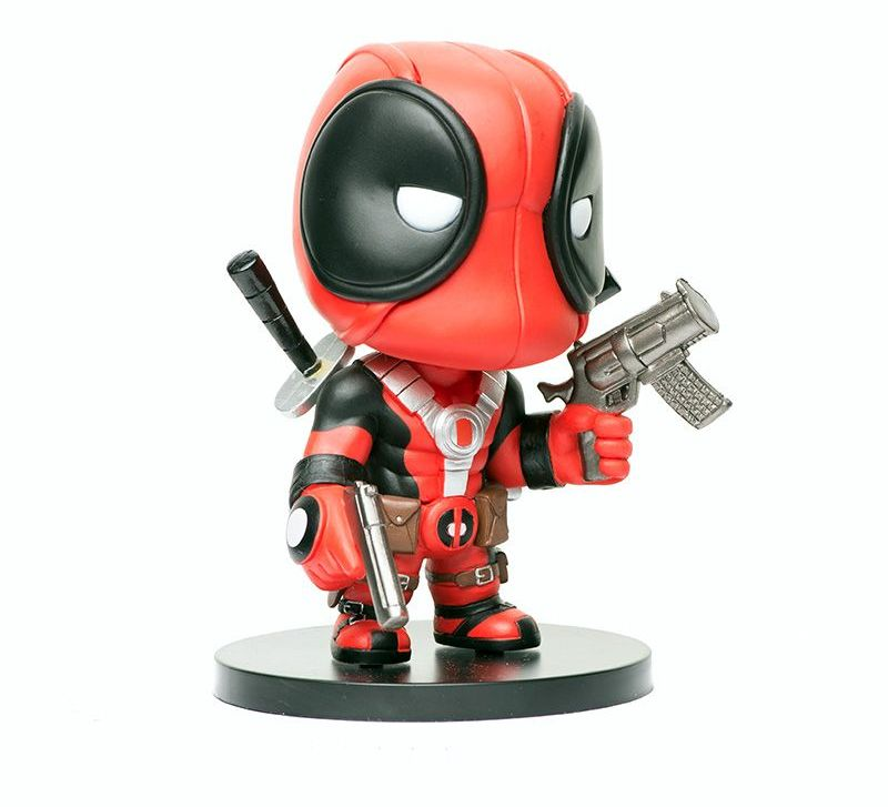 Deadpool Toy 360 Product Photography