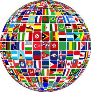Globe - pick the country you want to move with international movers Boston