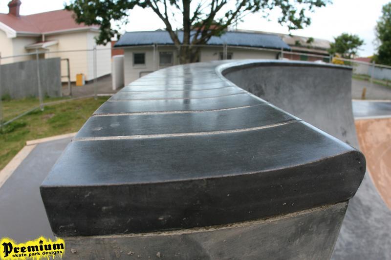 Leeston Skate Park Stage 1