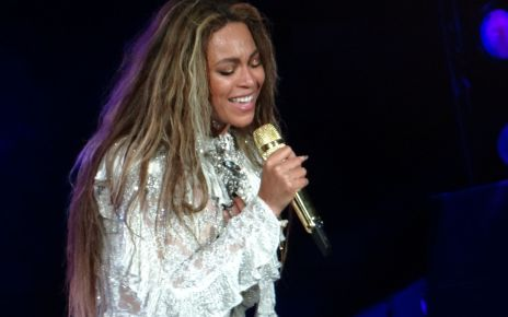 Beyoncé live at Glastonbury, England, UK - fan photo for premium ticket events UK