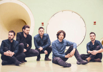 Snow Patrol UK & Ireland Tour
