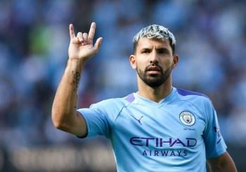Manchester City striker Sergio Aguero admits defeat in Premier League title race