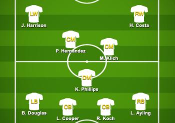Bielsa hands one debut, £7.2m-rated ace starts but no Dallas: Predicted Leeds XI vs Liverpool