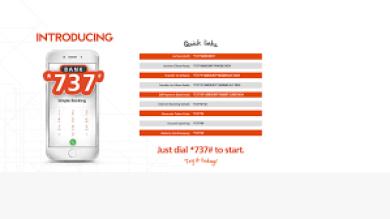 Gtbank account balance check *737#