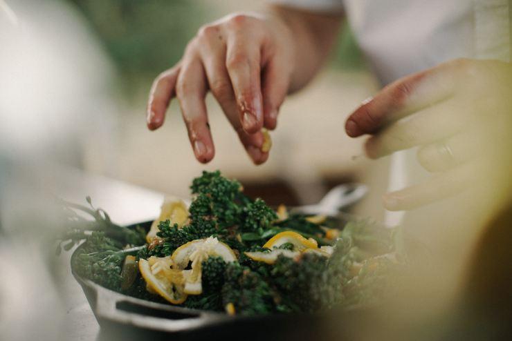 Easy one pot recipe for health broccoli pasta