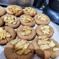 """Stefanie's Peanut Butter Apple Cookies (a.k.a. the """"After School Special"""")"""