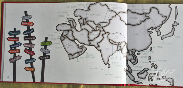 Prendre le temps - Voyageons ludique - Asie - Livres 15