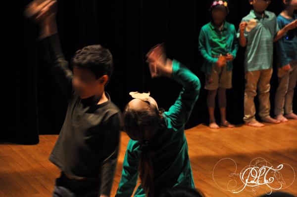 Prendre le temps - Premier spectacle de danse et de musique de Titechérie 15