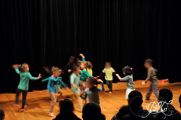 Prendre le temps - Premier spectacle de danse et de musique de Titechérie 12