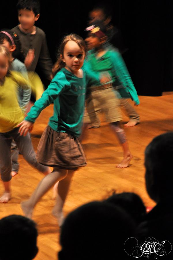 Prendre le temps - Premier spectacle de danse et de musique de Titechérie 11