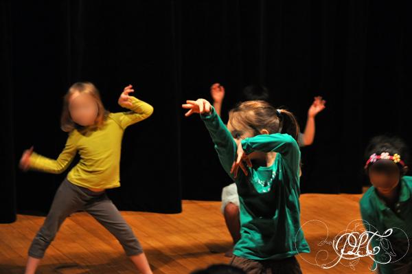 Prendre le temps - Premier spectacle de danse et de musique de Titechérie 10