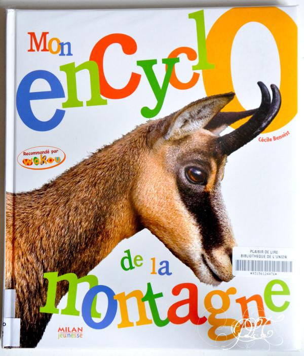 Prendre le temps - Voyageons ludique - lecture - Mon encyclo de la montagne